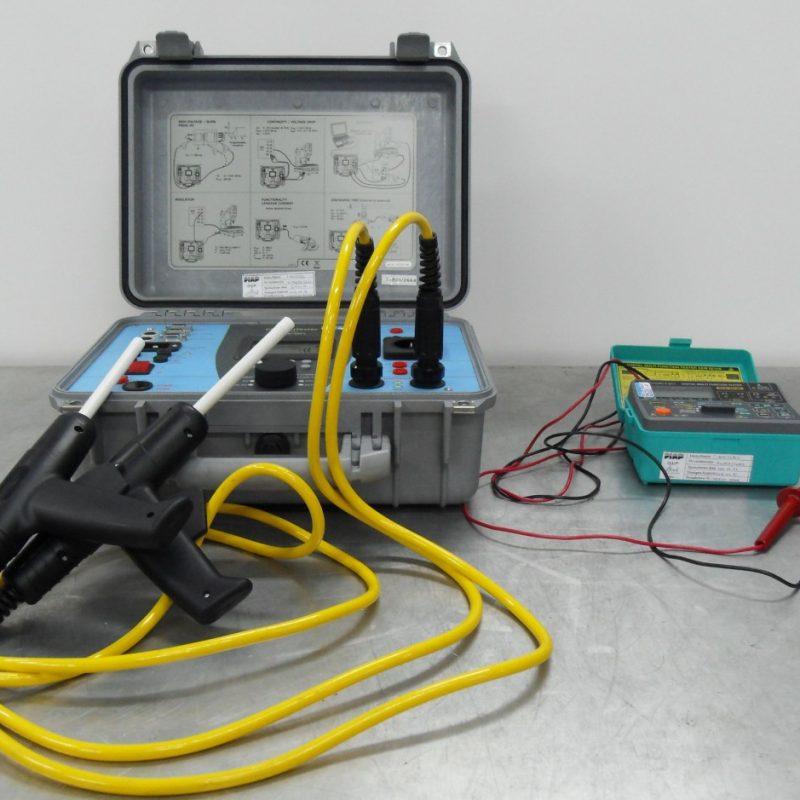 badanie bezpieczeństwa elektrycznego