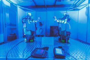 III Noc Robotów PIAP (fot. PIAP)