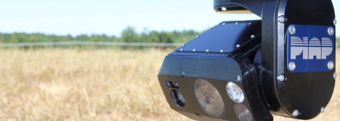 Głowica wizyjna zrealizowana w ramach programu Aeroceptor (fot. PIAP)