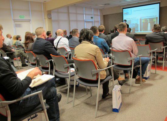 Konferencja druk 3D w przemysle PIAP design 14.01.2015 (fot. PIAP)