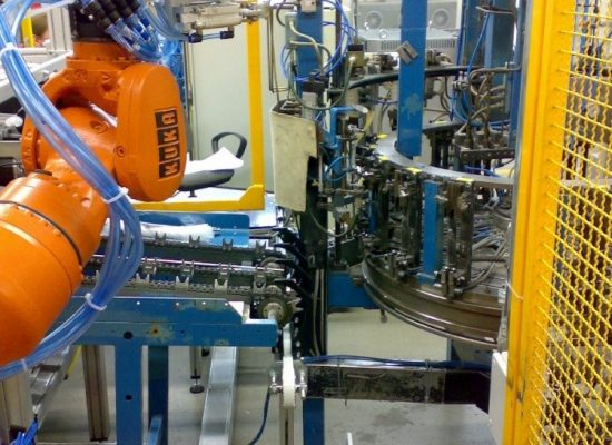 Robotyzacja jutra (fot. PIAP)