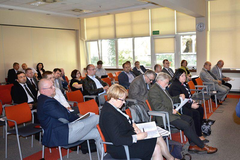Polska Platforma Przemysłu 4.0 - spotkanie w Instytucie PIAP