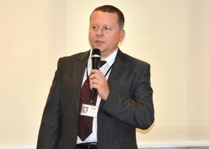 Dr inż. Piotr Szynkarczyk, dyrektor Instytutu PIAP (fot. PIAP)
