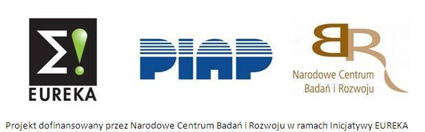 Logo EUREKA PIAP NCBiR