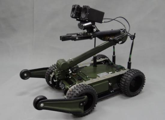 Robot PIAP Balsa (fot. PIAP)