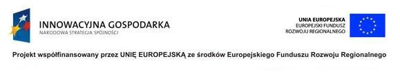 logotypy POIG oraz UE