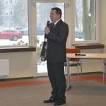 Dyrektor Instytutu PIAP, dr inż. Piotr Szynkarczyk (fot. PIAP)