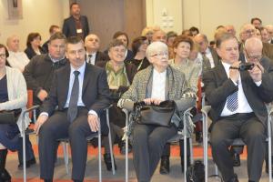 W uroczystości wzięli udział przyjaciele, byli współpracownicy oraz rodzina prof. Tadeusza Missali (fot. PIAP)