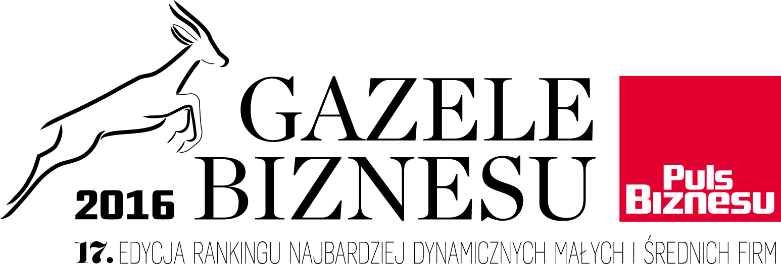 Gazele Biznesu 2016 logotyp