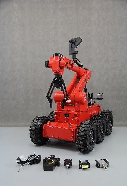 Robot-Strazak-IBIS-PIAP5