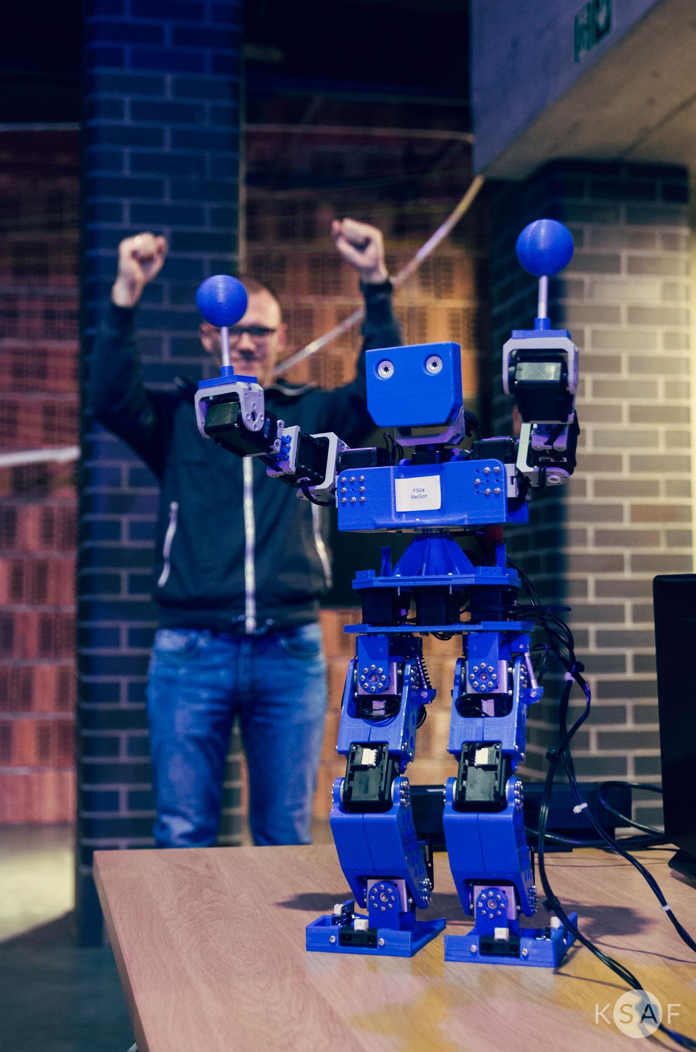 Festiwal Robotyki ROBOCOMP, 13.10.2018